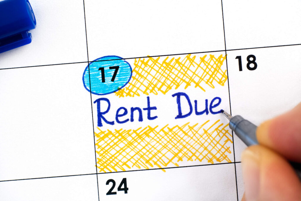 On-time rent payments boost rental profits